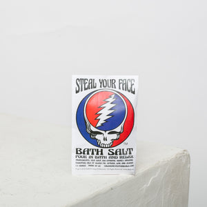 Grateful Dead Inspired Bath Salts - individual-medley