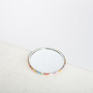 Flora Travel Mirror
