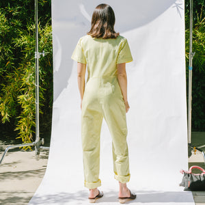 Tia Coverall in Mellow
