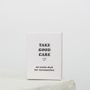Take Good Care: An Oracle Deck - individual-medley