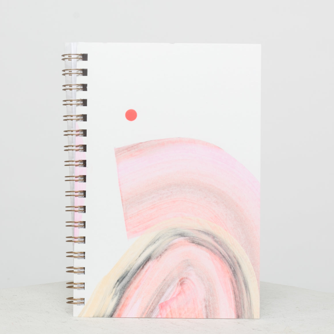 Painted Notebook - individual-medley
