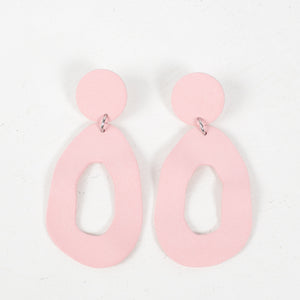 Cutout Dangle Pink