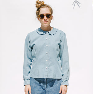 Krasner Button Up - individual-medley