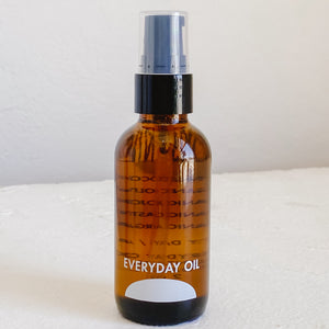 Everyday Oil Unscented Blend 2oz