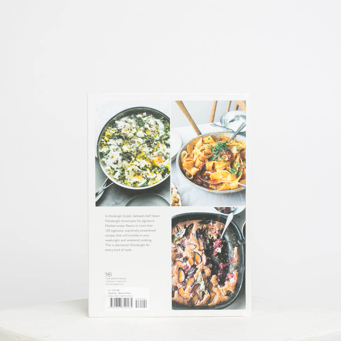 Ottolenghi Simple: A Cookbook - individual-medley