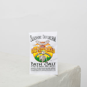 Grateful Dead Inspired Bath Salts