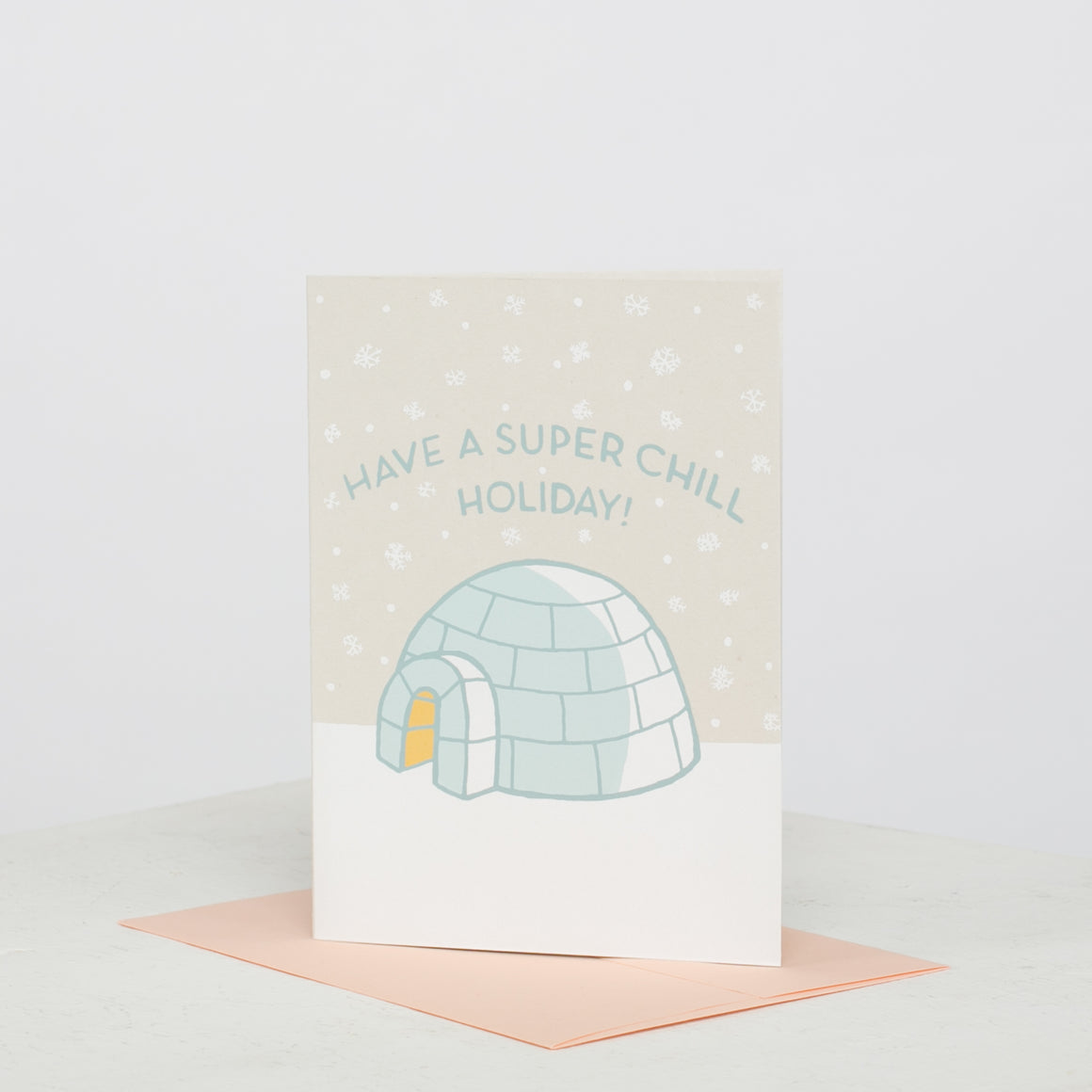 Igloo Card - individual-medley