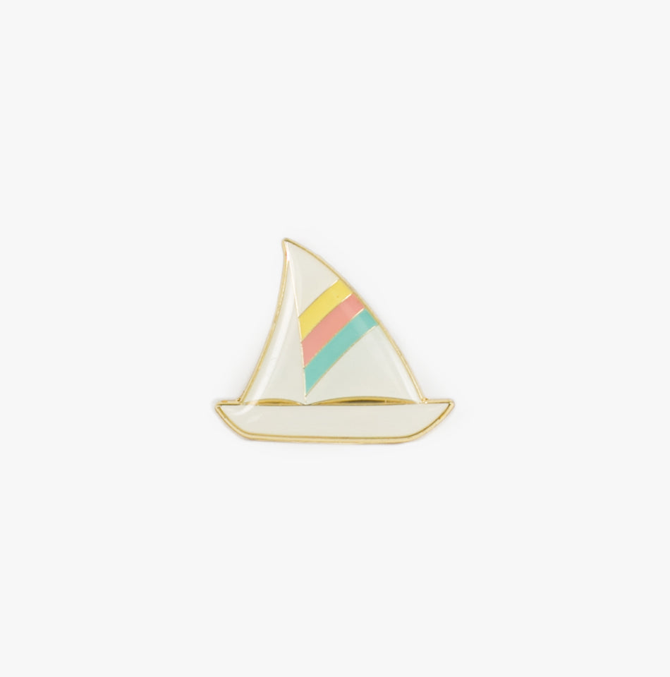 Sailboat Pin