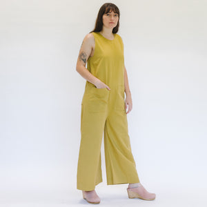 Harry Jumpsuit in Ochre - individual-medley