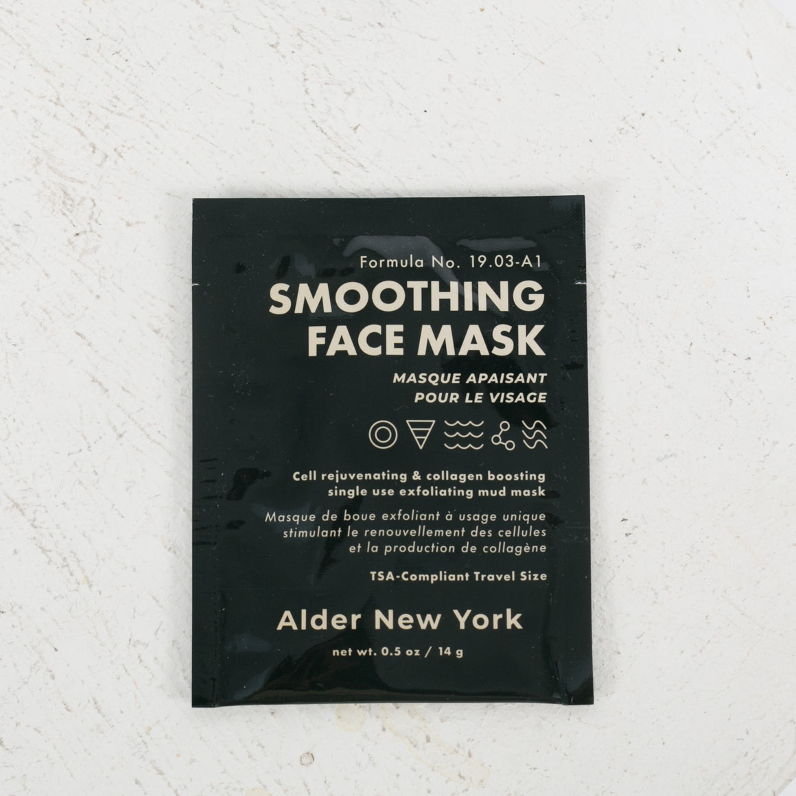Smoothing Face Mask - individual-medley