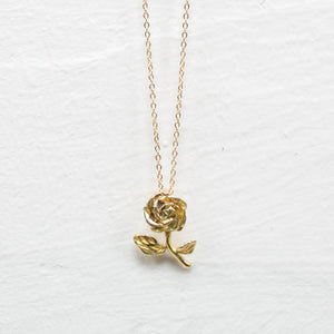 Rose Necklace - individual-medley