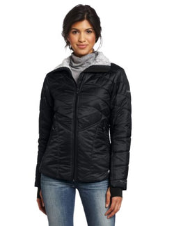Columbia Women's Kaleidaslope II Jacket, Black, 1X