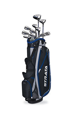 Callaway Men's Strata Plus Complete Golf Club Set (16-Piece)