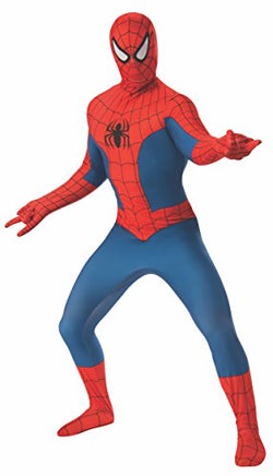 Marvel Rubie's Men's Universe Spider-man Adult 2nd Skin Costume, Multi, Large