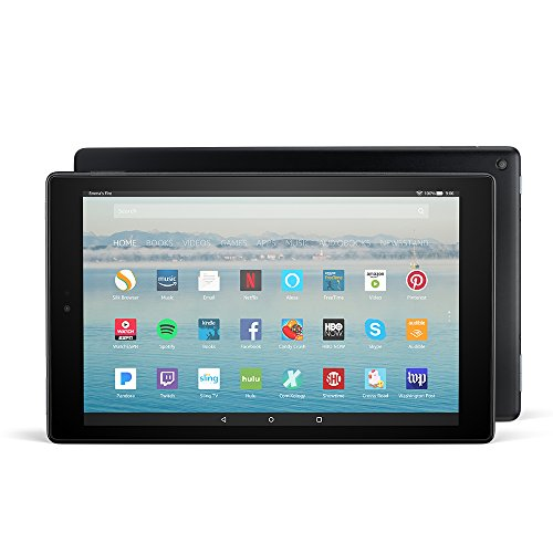 Fire HD 10 Tablet with Alexa Hands-Free, 10.1