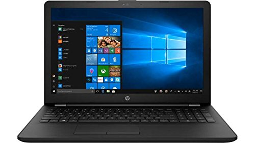 HP Laptop 15-bs091ms, 15.6-inch HD touchscreen, Intel Core i3-7100U, 8GB memory/1TB HDD, DVD-Writer, Windows 10, GA webcam with integrated digital microphone