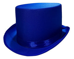 Nicky Bigs Novelties Tuxedo Silk Satin Top Hat Roaring 20s Adult Child Formal Costume Magician
