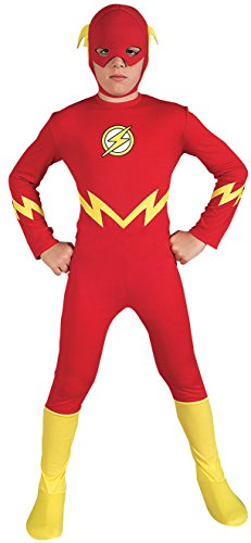 Justice League The Flash Child's Costume, Small