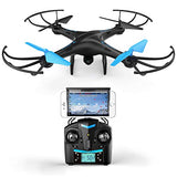 Force1 U45W Drone with FPV Live Video HD Camera Headless Mode Altitude Hold WiFi Quadcopter