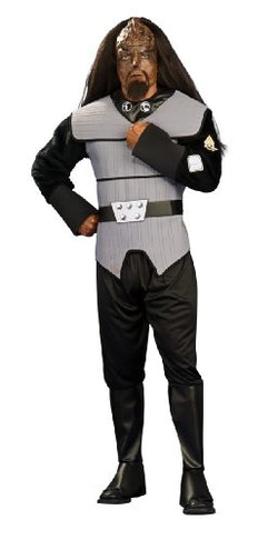 Star Trek The Next Generation Deluxe Male Klingon Costume
