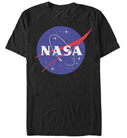 Fifth Sun Nasa Logo Mens Black T-shirt M