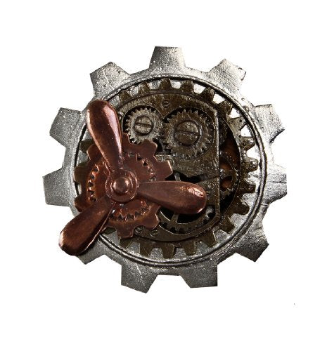 Elope Women's Propeller Gear Steampunk Pin