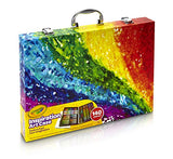 Crayola Inspiration Art Case: 140 Pieces, Art Set, Easter Gifts for Kids and Adults
