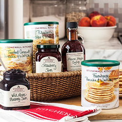 Stonewall Kitchen Breakfast Gift Baskets and Sets (7 Piece Morning Favorites)