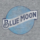 Blue Moon Color Logo | Soft Touch Tee-xx-large