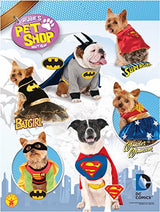 Rubie's DC Comics Pet Costume, Superman, Medium