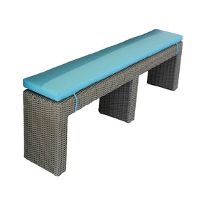 Mighty Gray Collection - Dining Bench