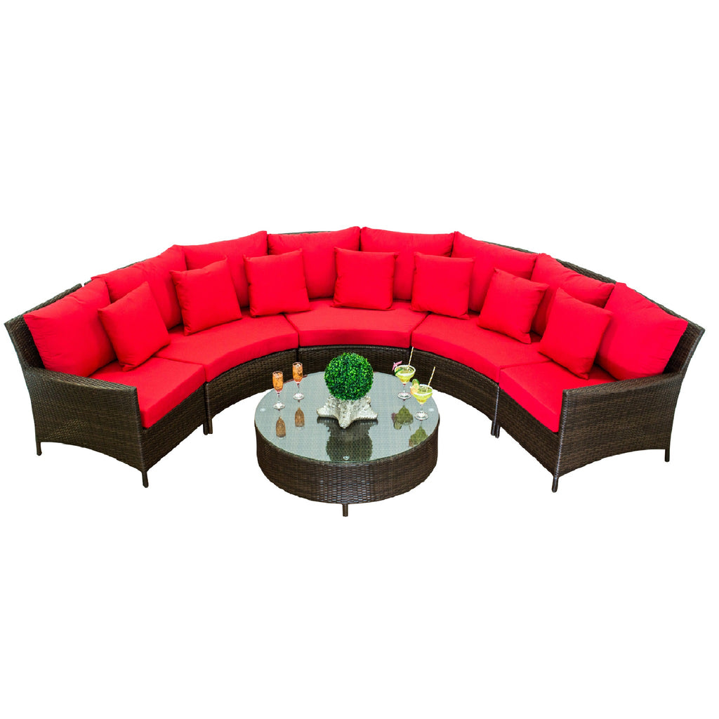 Showstopper Collection - 5pc. Sectional