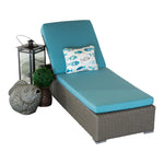 Mighty Gray Collection - Lounge Chaise