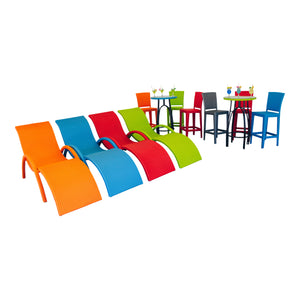 Fiesta Collection - Bar Table Sets