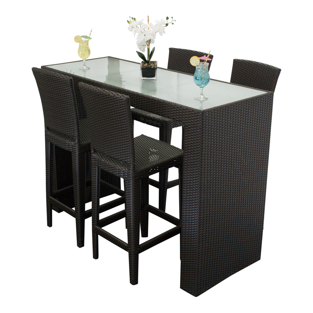Resort Collection - Dining Bar Set