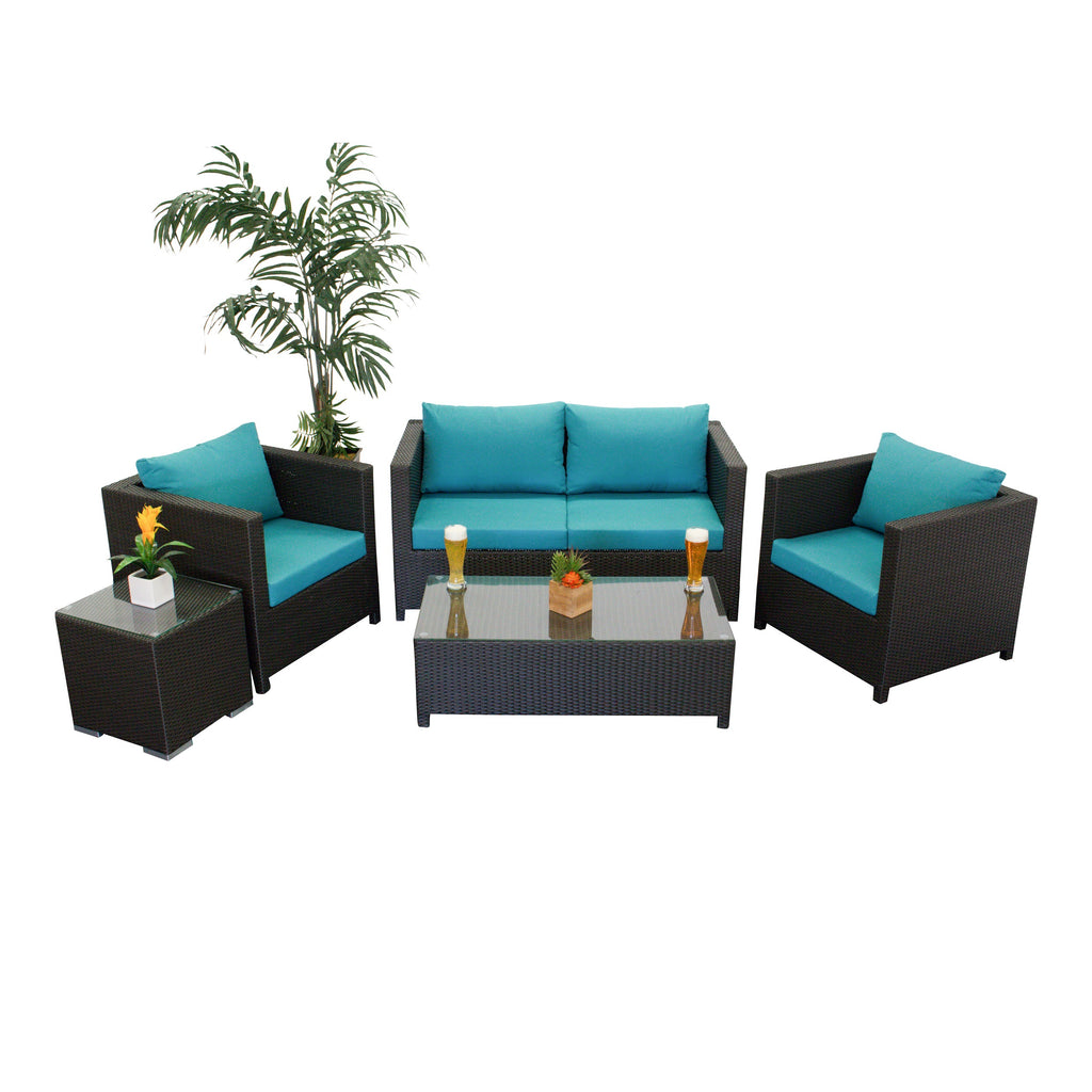 Resort Collection - 5pc. Sofa Set