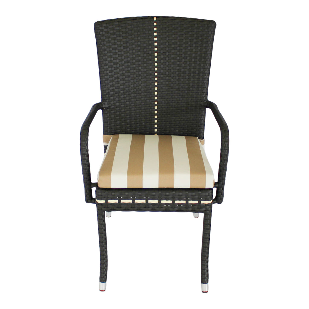 Pinstripe Collection - Dining Chair