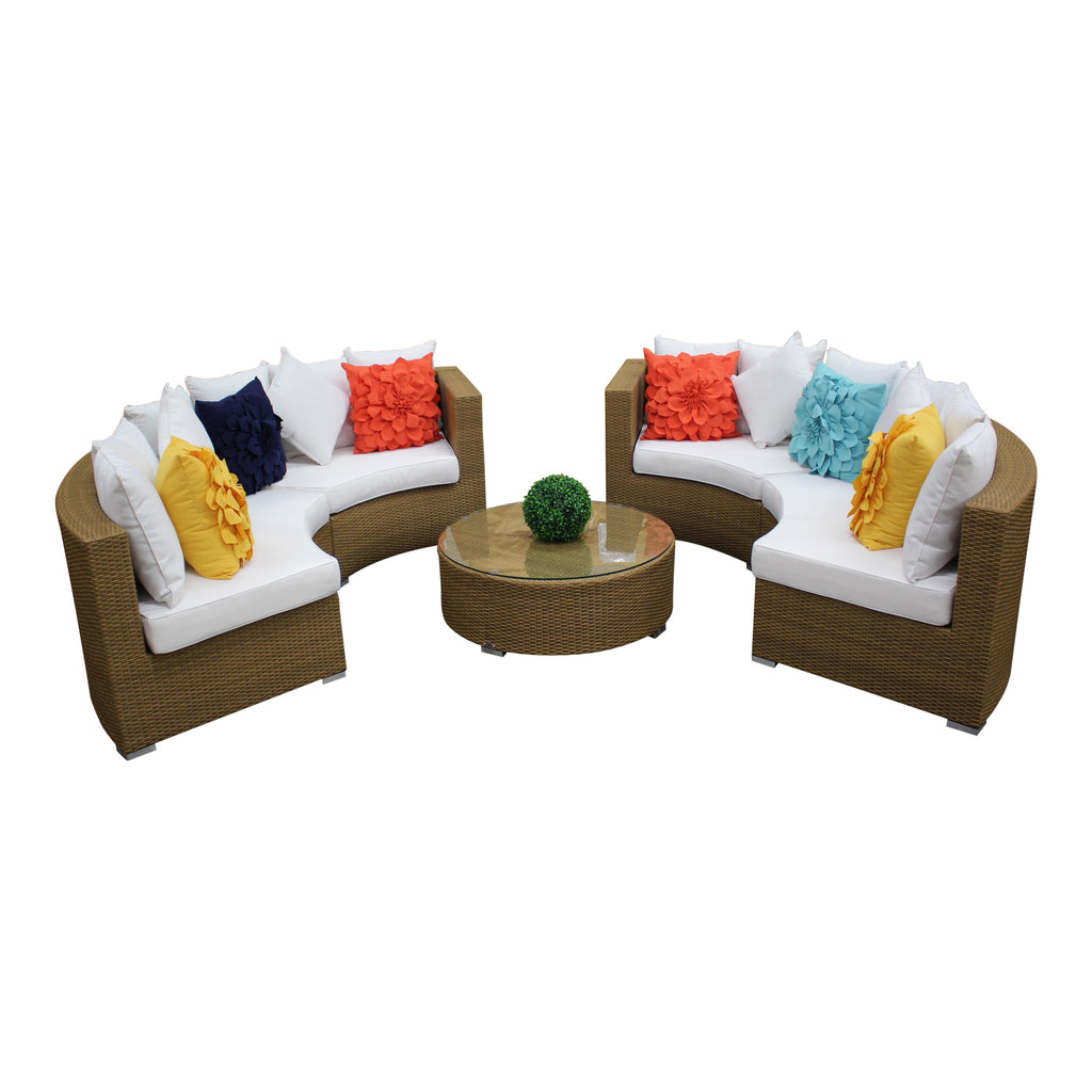 Dreamy Collection - 5pc. Sectional