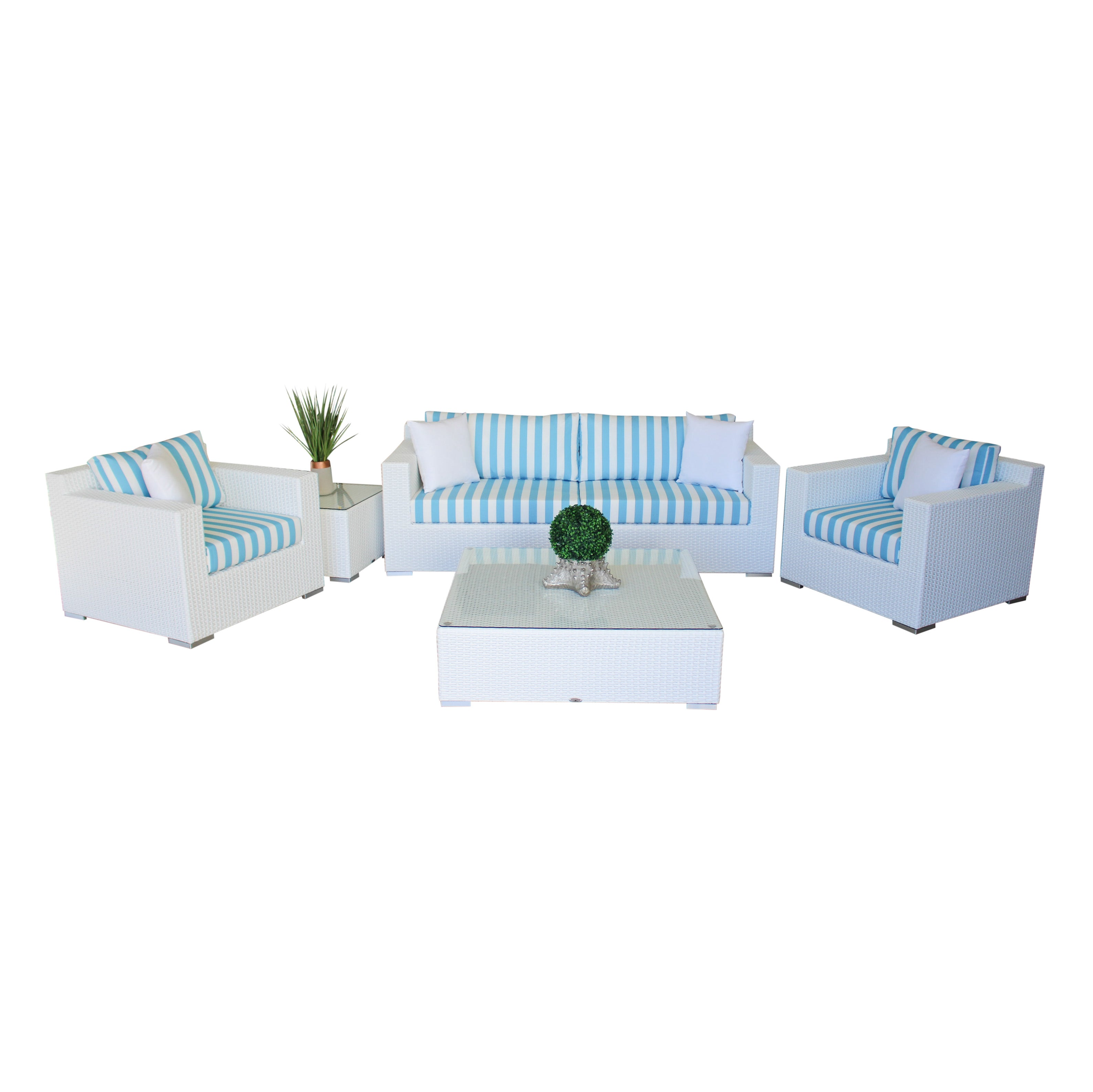 Bahamas - 6pc. Sofa Set