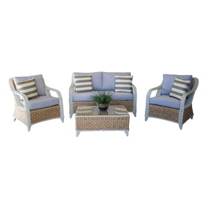 Bora Bora - 4pc. Sofa Set