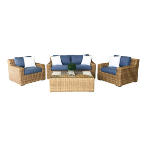 St. Barts - 6pc. Sofa Set