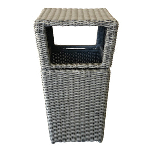 Mighty Gray Collection - Trash Bin