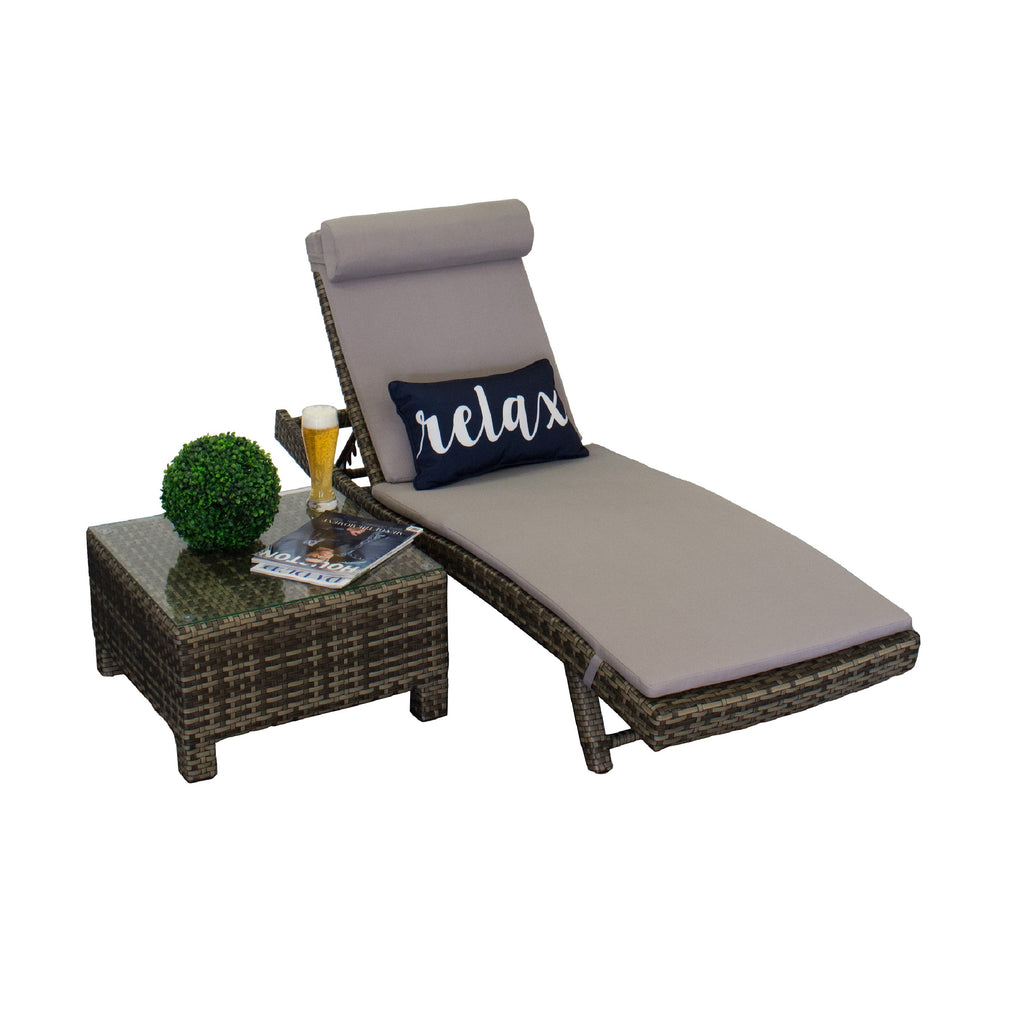 San Antonio Collection - Lounge Chaise