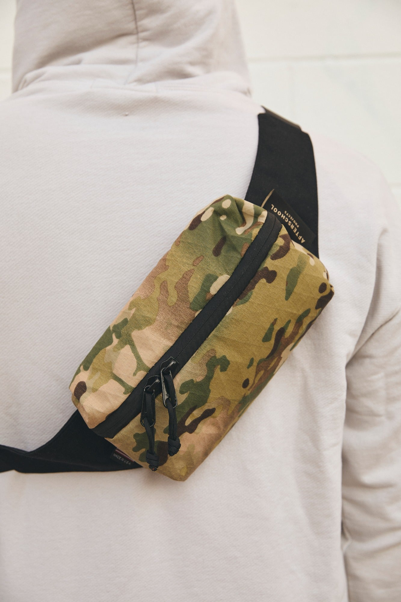 ASP Simple Hip Pack Camo