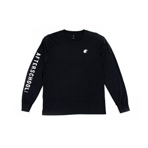 Classic Fit Long Sleeve Black