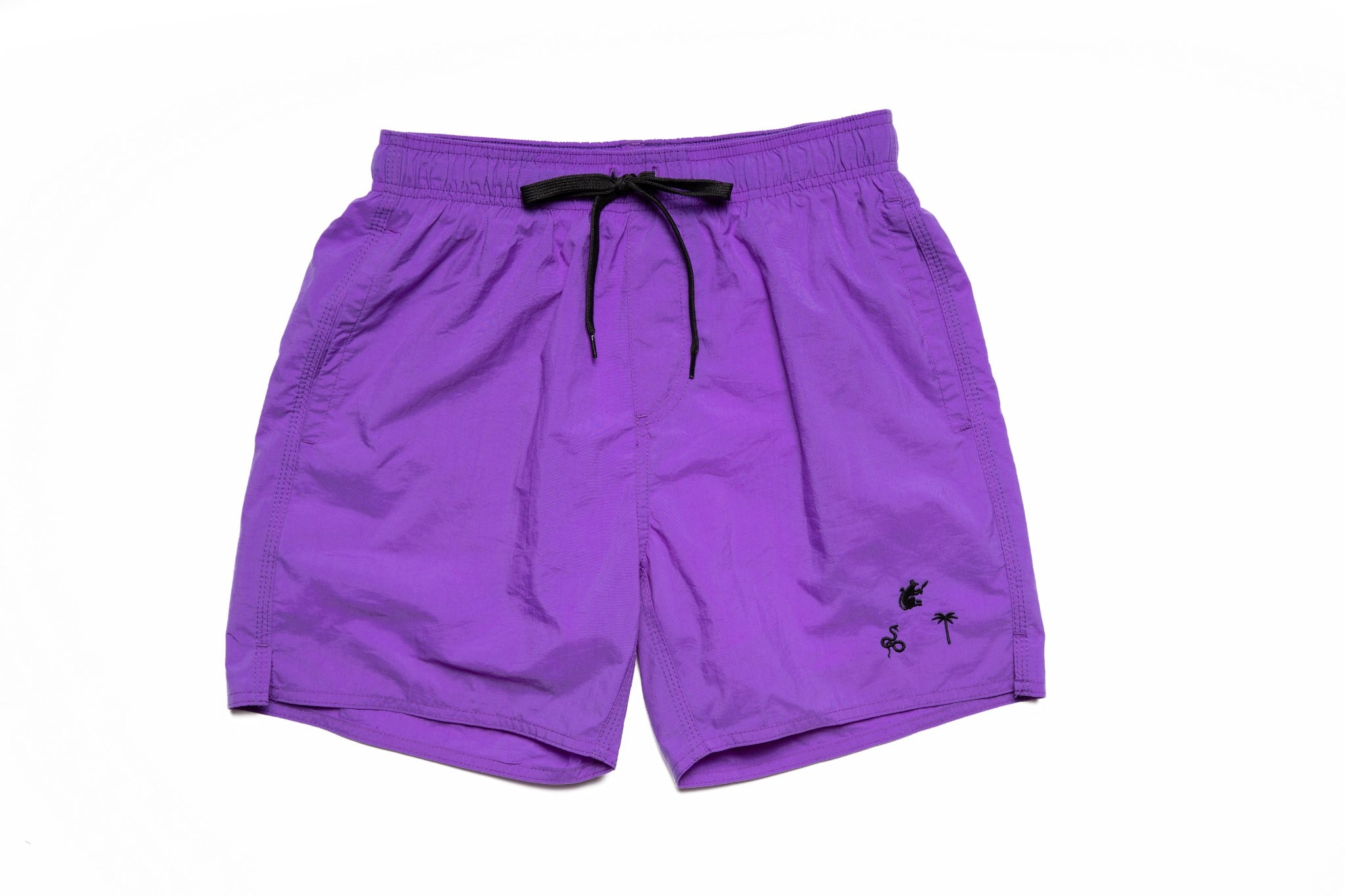 Endless Summer Swim Trunks Purple