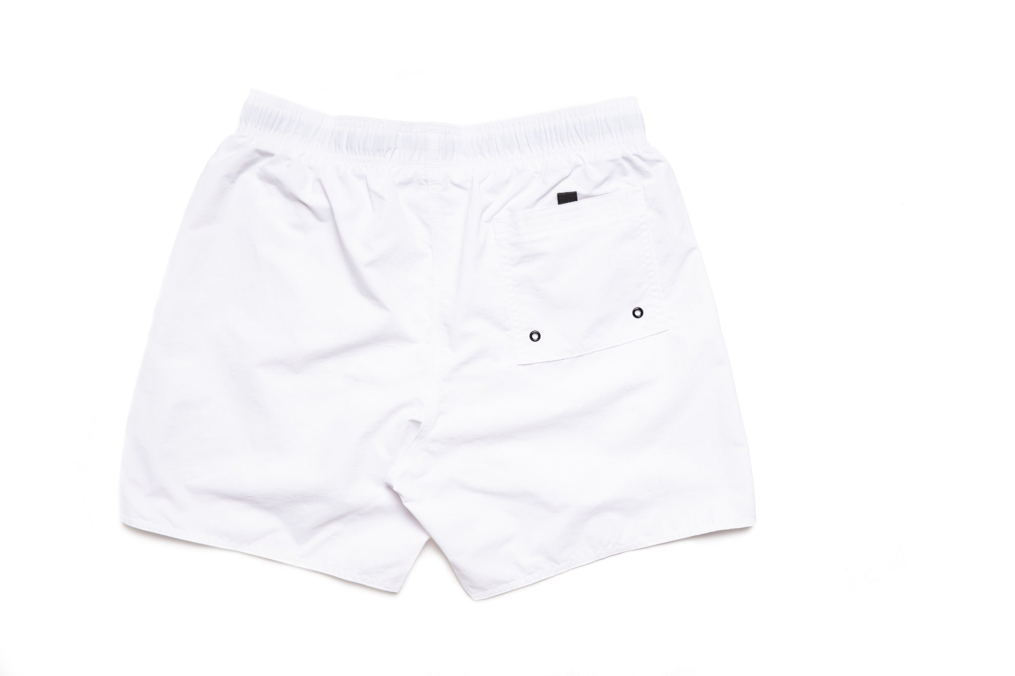Endless Summer Swim Trunks White
