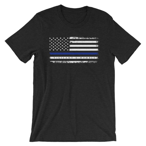 Thin Blue Line - Vigilant & Humble
