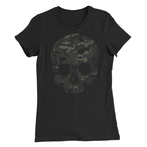 Women's Memento Mori Black Multicam