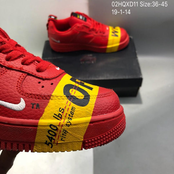 Nike Air Force 1 07 Lv8 Utility Off